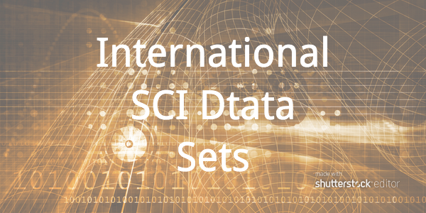 International SCI Data Sets